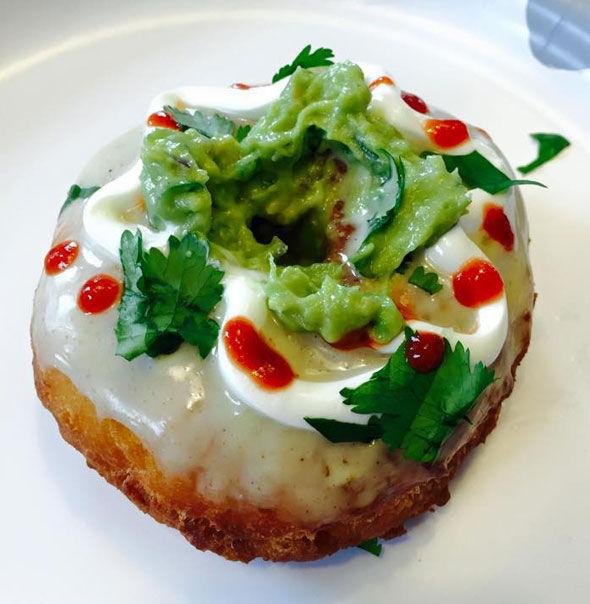 Mexican Donut Mashups