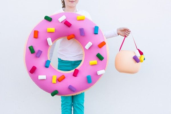 DIY Donut Outfits