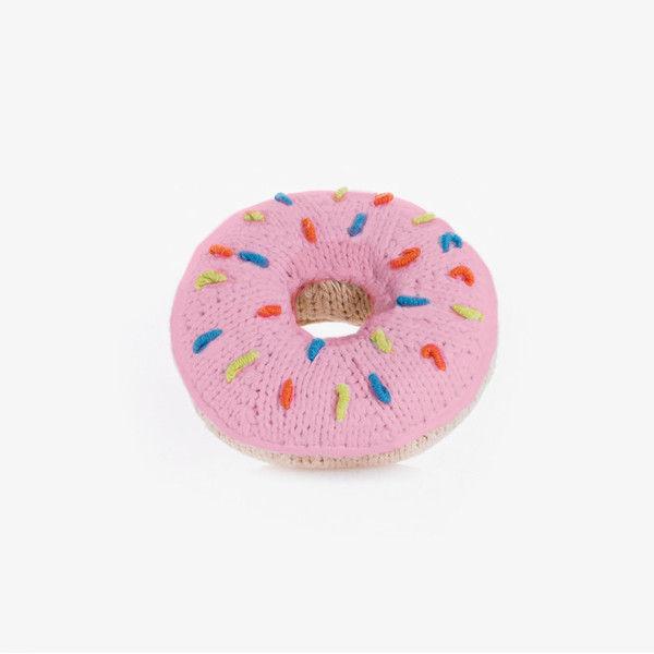 Dessert-Themed Infant Toys