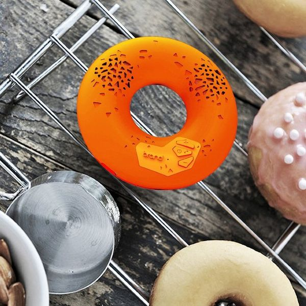 Deceiving Donut Speakers
