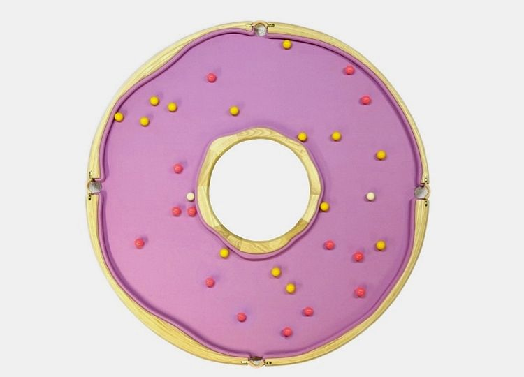 Donut-Shaped Pool Tables