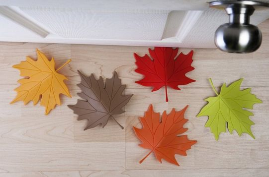 Autumn-Inspired Door Stops