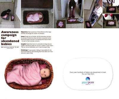 Doormat Babies