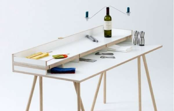 Doppeldecker Table