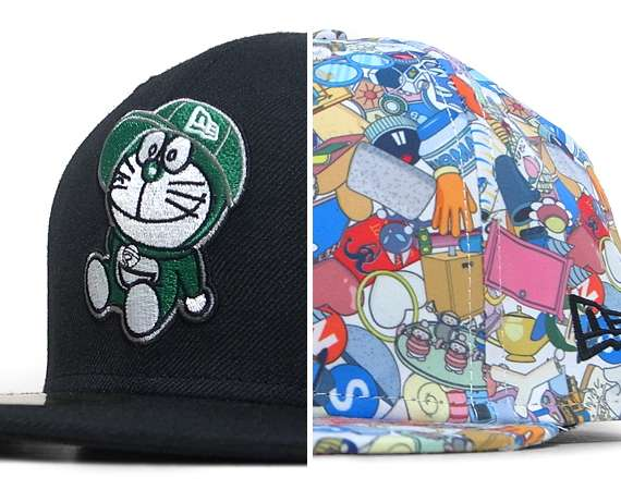 Doraemon x New Era Capsule Collection