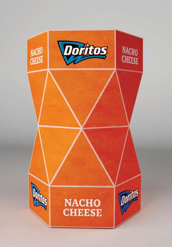 Geometric Chip Branding