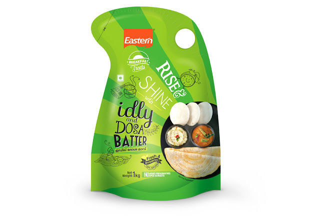 Indian Batter Pouches