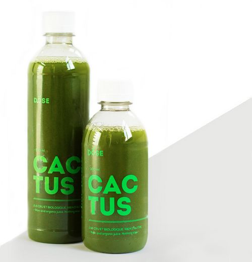 Hipster Juice Packaging
