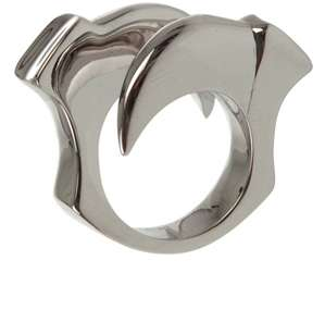 double claw ring