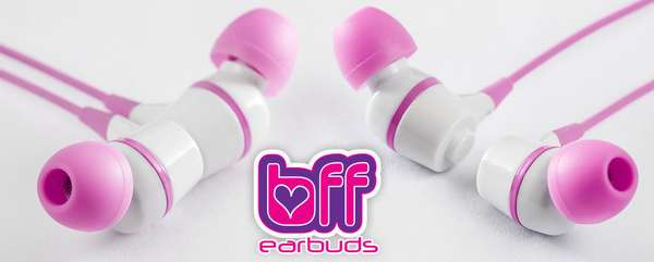 Stackable Sharing Earbuds
