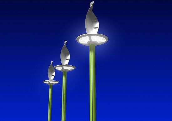 Sustainable Street Lights