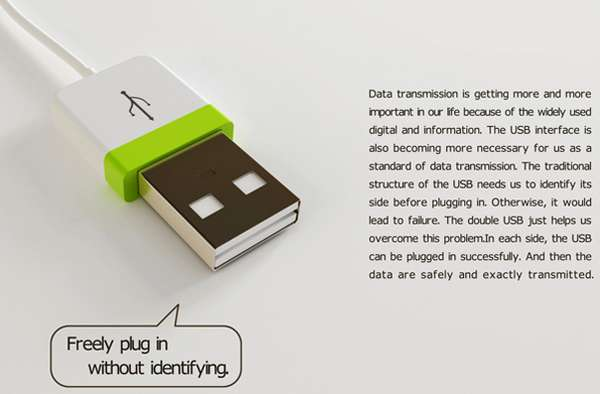 Double-Sided USBs