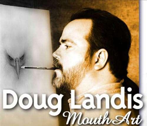 Amazing Mouth Art