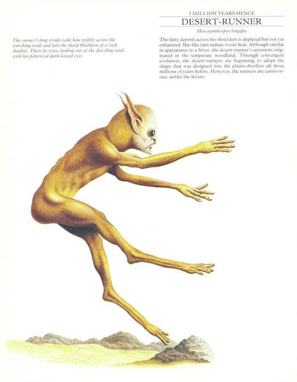 Futuristic Humanimal Predictions