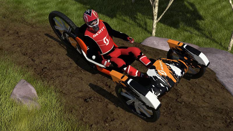 Lightweight Downhill Vehicles