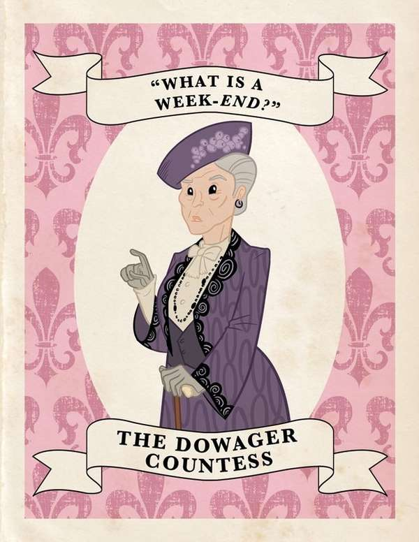Downton Abbey Trading Cards