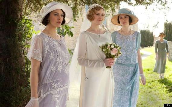 Downton Abbey-Inspired Clothing Line