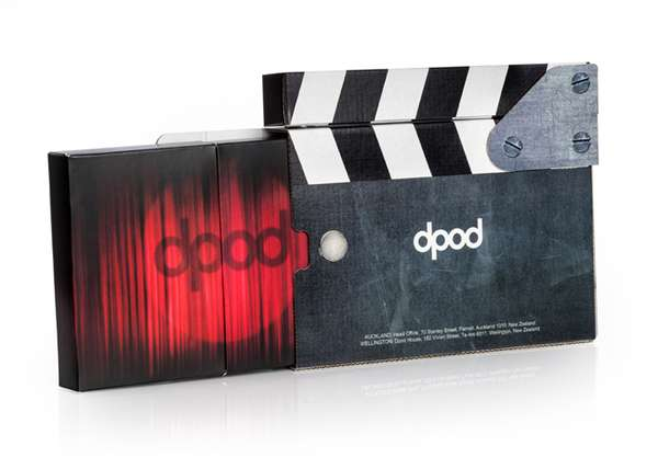 dpod and think packaging