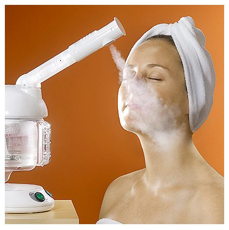 Steamy At-Home Facials