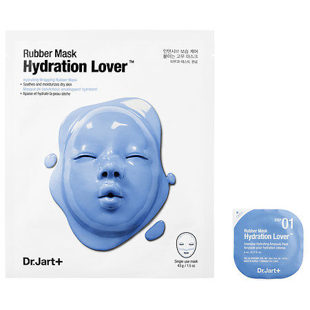 Hydrating Rubber Face Masks