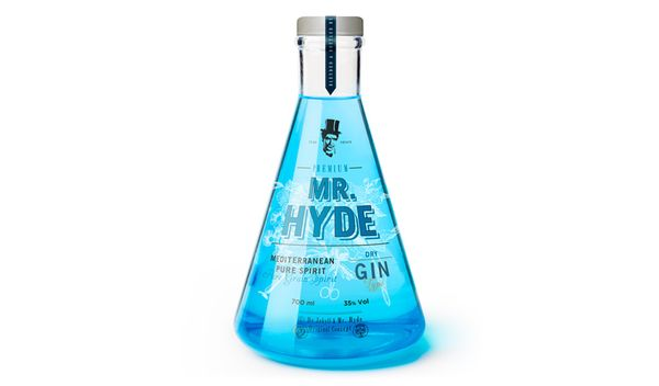 Dr. Jekyll & Mr. Hyde packaging