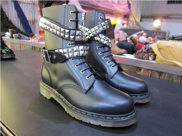 Badass Belted Boots