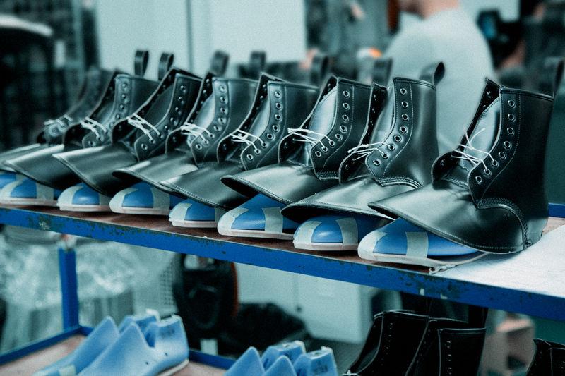 Iconic Shoe Factories