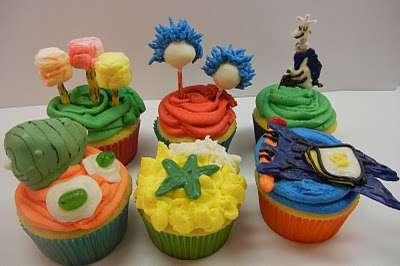 Storybook Cupcake Creations