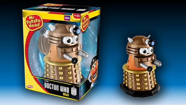 Sci-Fi Spud Toys