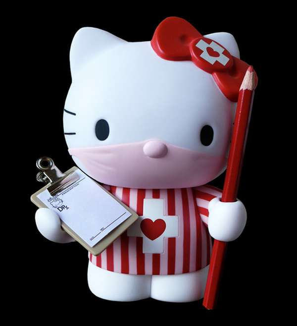 Candy Striper Kitties