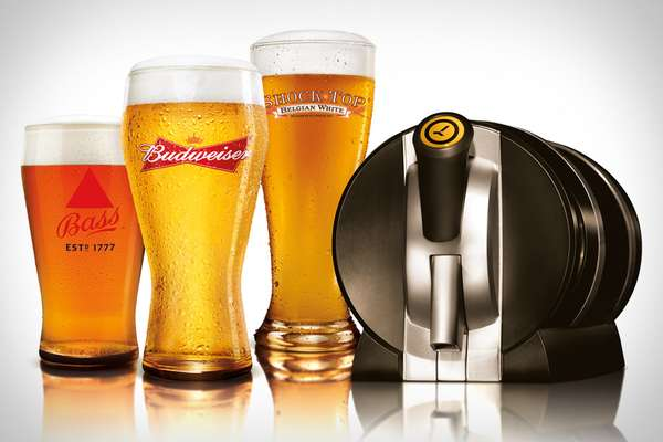 Countertop Beer Kegs