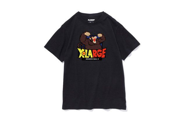 Urban anime clothing dragon ball z streetwear collaboration for Urban streetwear t shirts