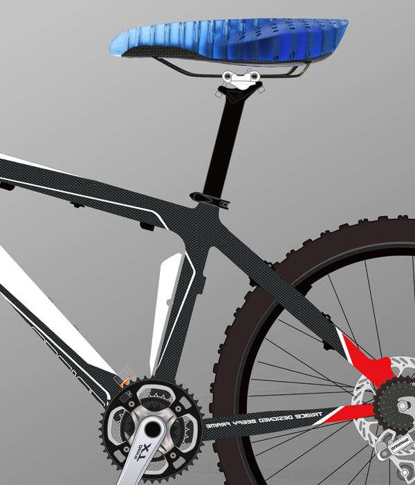 Waterproof Bike Seats