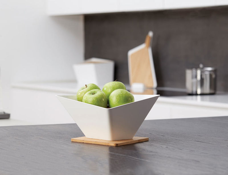 Colander-Incorporated Bowls