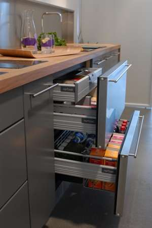 Drawer Fridge