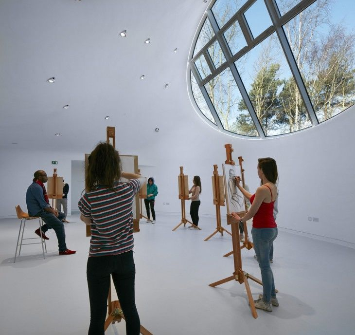 Whimsical Art Institutions