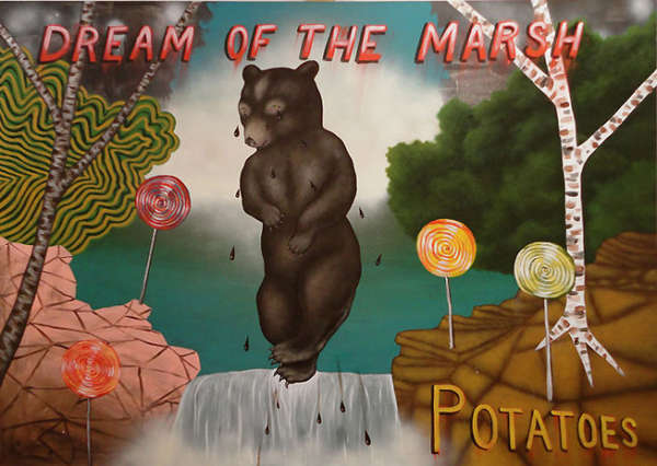 Two Dimensional Dream Art