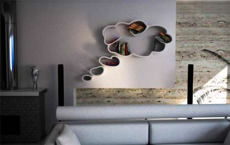 Thought Cloud Furniture