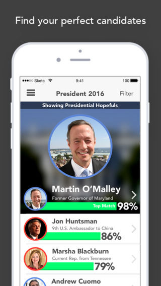 Political Matchmaking Apps