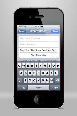 Dream-Directing iPhones