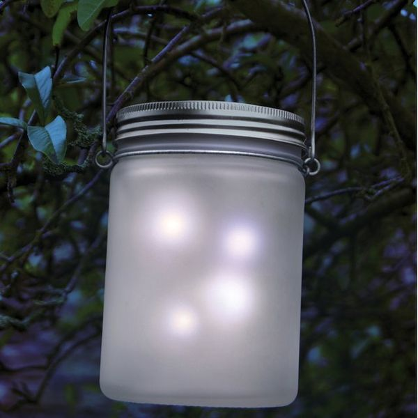 Glowing Insect Lamps