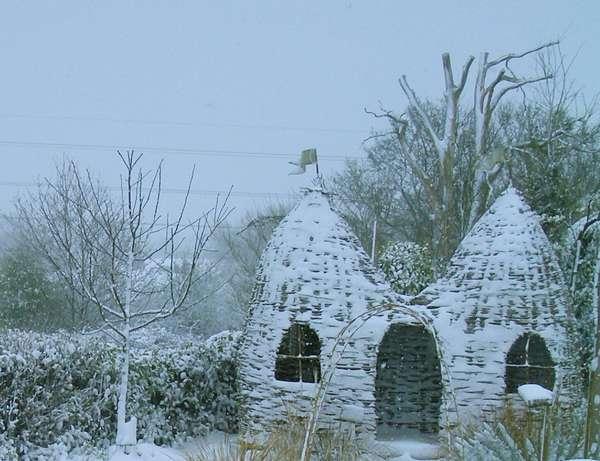 Fairytale Garden Castles