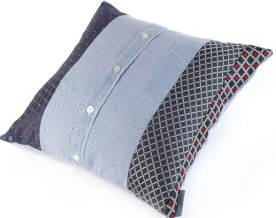 Dress Shirt Pillow