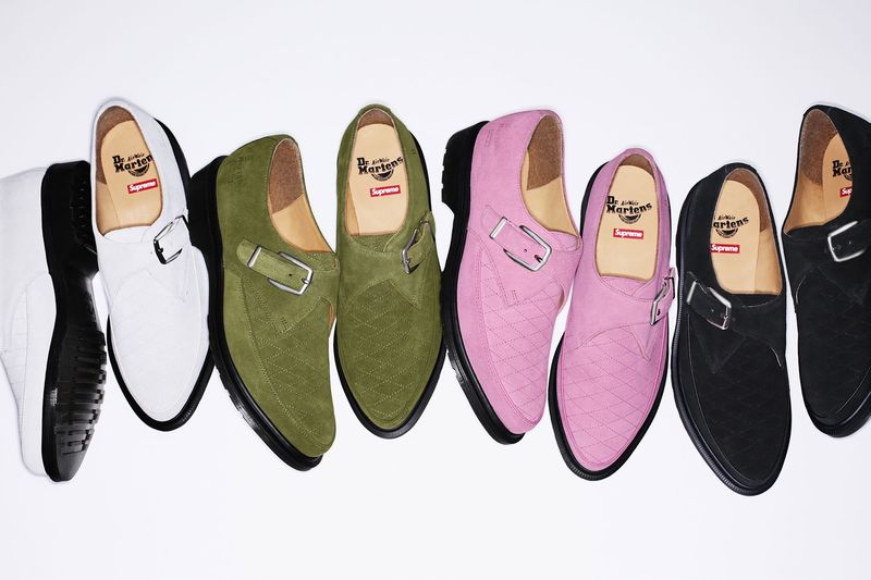 Diamond-Quilted Dress Shoes