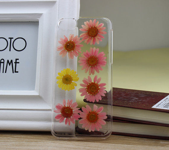 Dried Flower Phone Cases