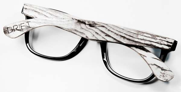 Drift Eyewear Timber Collection
