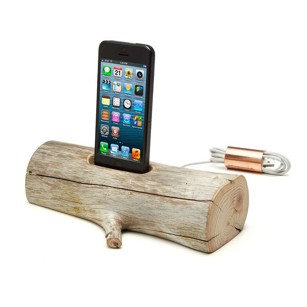 Natural Smartphone Stands