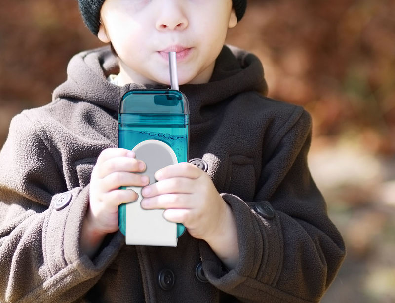Reusable Child Juice Containers