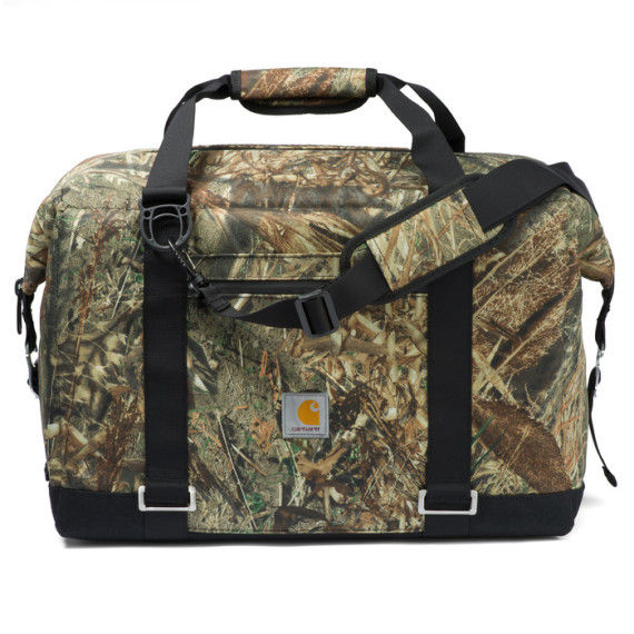 Carhartt Can Cooler ~ Wilderness camouflage coolers drink