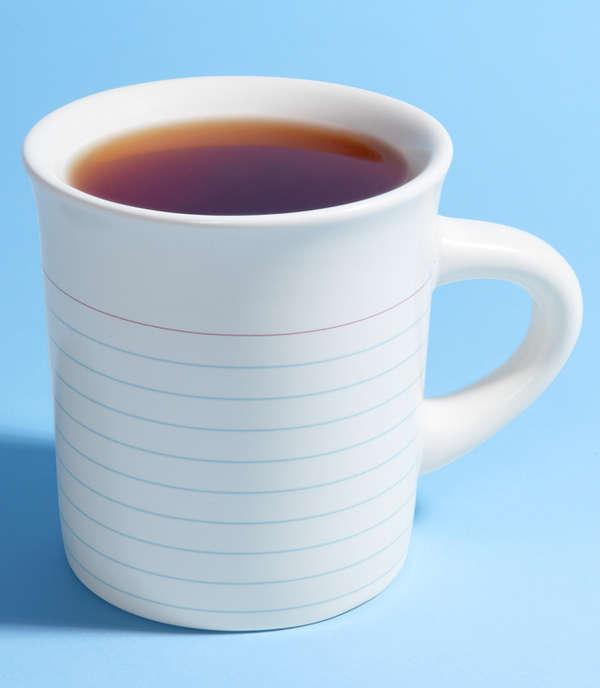 Notepad Coffee Mugs